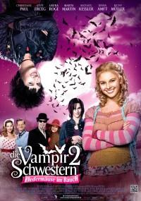 Die Vampirschwestern 2 (2014) plakat
