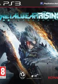 Metal Gear Rising: Revengeance (2013) plakat