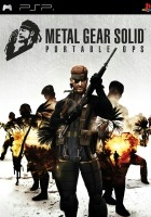 Metal Gear Solid: Portable Ops (2006) plakat