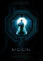 plakat - Moon (2009)