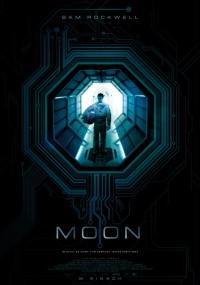 Moon (2009) plakat