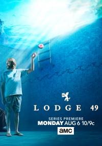 Lodge 49 (2018) plakat