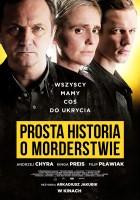 plakat - Prosta historia o morderstwie (2016)