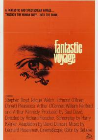 Fantastyczna podróż (1966) plakat