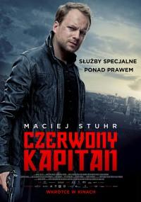 Czerwony kapitan (2016) plakat