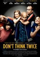 plakat - Don't Think Twice (2016)