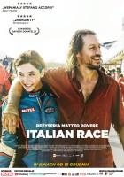 plakat - Italian Race (2016)