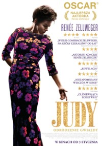 Judy (2019) plakat