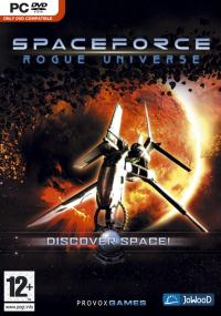 Spaceforce: Rogue Universe (2007) plakat