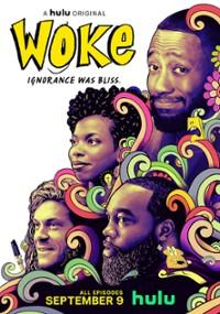 Woke (2020) plakat