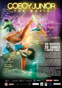 Coboy Junior: The Movie (2013) plakat