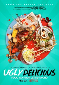 Ugly Delicious (2018) plakat