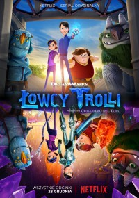 Łowcy trolli: Opowieści z Arkadii (2016) plakat