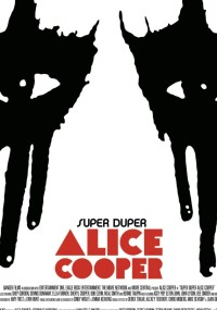 Super Duper Alice Cooper (2014) plakat