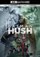 plakat - Batman: Hush (2019)