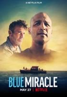 plakat - Błękitny cud (2021)