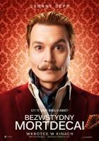 plakat - Bezwstydny Mortdecai (2015)