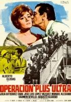 Operación Plus Ultra (1966) plakat