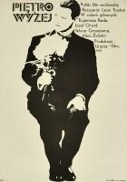 plakat - Piętro wyżej (1937)