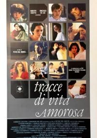 Tracce di vita amorosa (1990) plakat