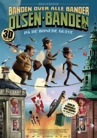 Olsen Banden - på de bonede gulve