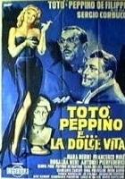 Totò, Peppino e la dolce vita (1961) plakat