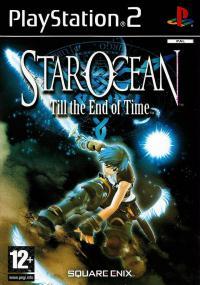 Star Ocean: Till the End of Time (2004) plakat