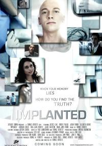 Implanted (2013) plakat
