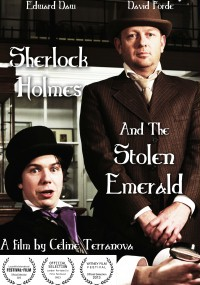 Sherlock Holmes and the Stolen Emerald (2013) plakat