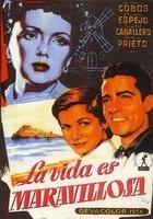 La Vida es maravillosa (1956) plakat