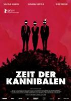 plakat - Czas kanibali (2014)