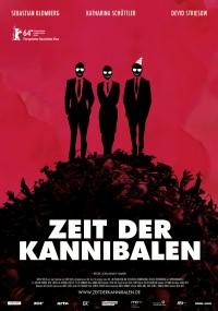 Czas kanibali (2014) plakat
