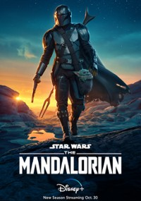 The Mandalorian (2019) plakat