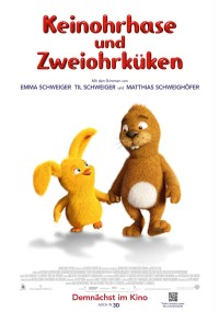 Bezuchy zając i uszaty pisklak (2013) plakat