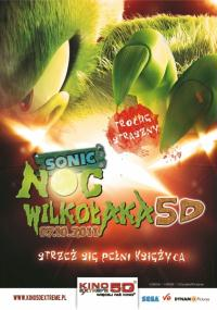 Sonic – Noc Wilkołaka 5D