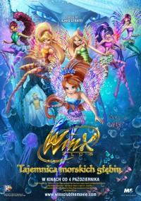 Winx Club: Tajemnica morskich głębin (2014) plakat