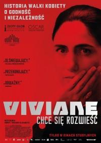 Viviane chce się rozwieść (2014) plakat