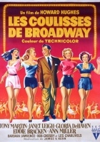 plakat - Two Tickets to Broadway (1951)