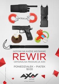 Rewir (2017) plakat