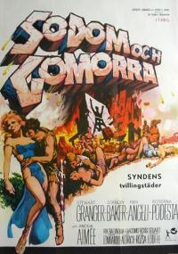 Ostatnie dni Sodomy i Gomory