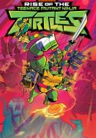 plakat - Wojownicze żółwie ninja: Ewolucja (2018)