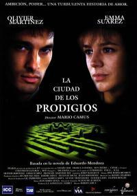 La Ciudad de los prodigios (1999) plakat