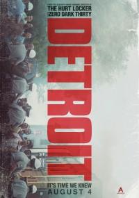 Detroit (2017) plakat