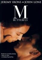 plakat - M. Butterfly (1993)