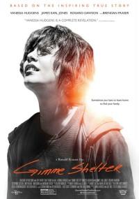 Gimme Shelter (2013) plakat