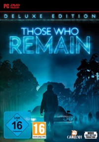 Those Who Remain (2020) plakat