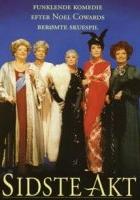 Sidste akt (1987) plakat
