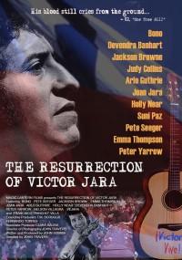 The Resurrection of Victor Jara (2013) plakat