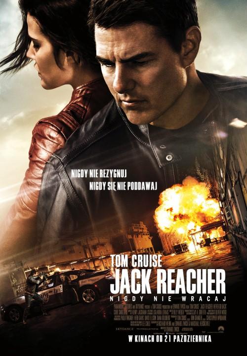 Jack Reacher: Nigdy nie wracaj (2016)