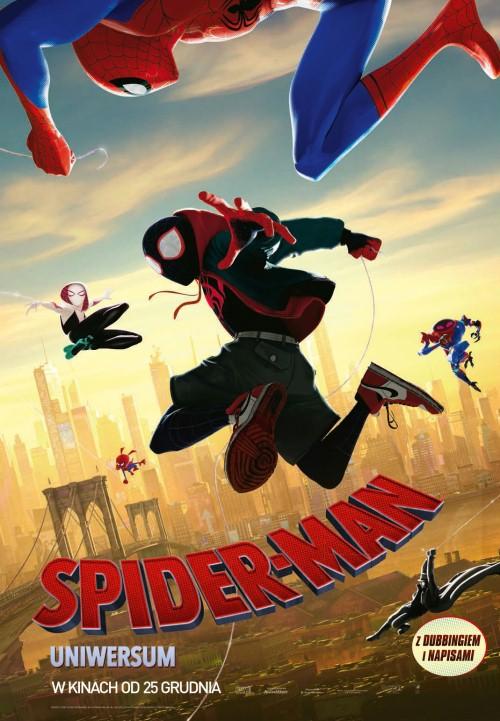 Spider-Man Uniwersum online na Zalukaj